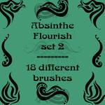 Absinthe Flourish 2