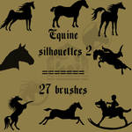 Equine Silhouettes 2
