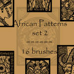 African patterns 2