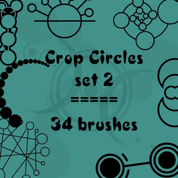 Crop Circles 2 by rL-Brushes