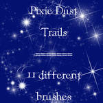 Pixie Dust Trails brushes