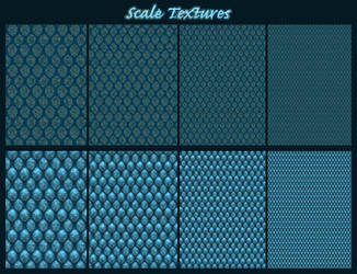 Scale Pattern Textures