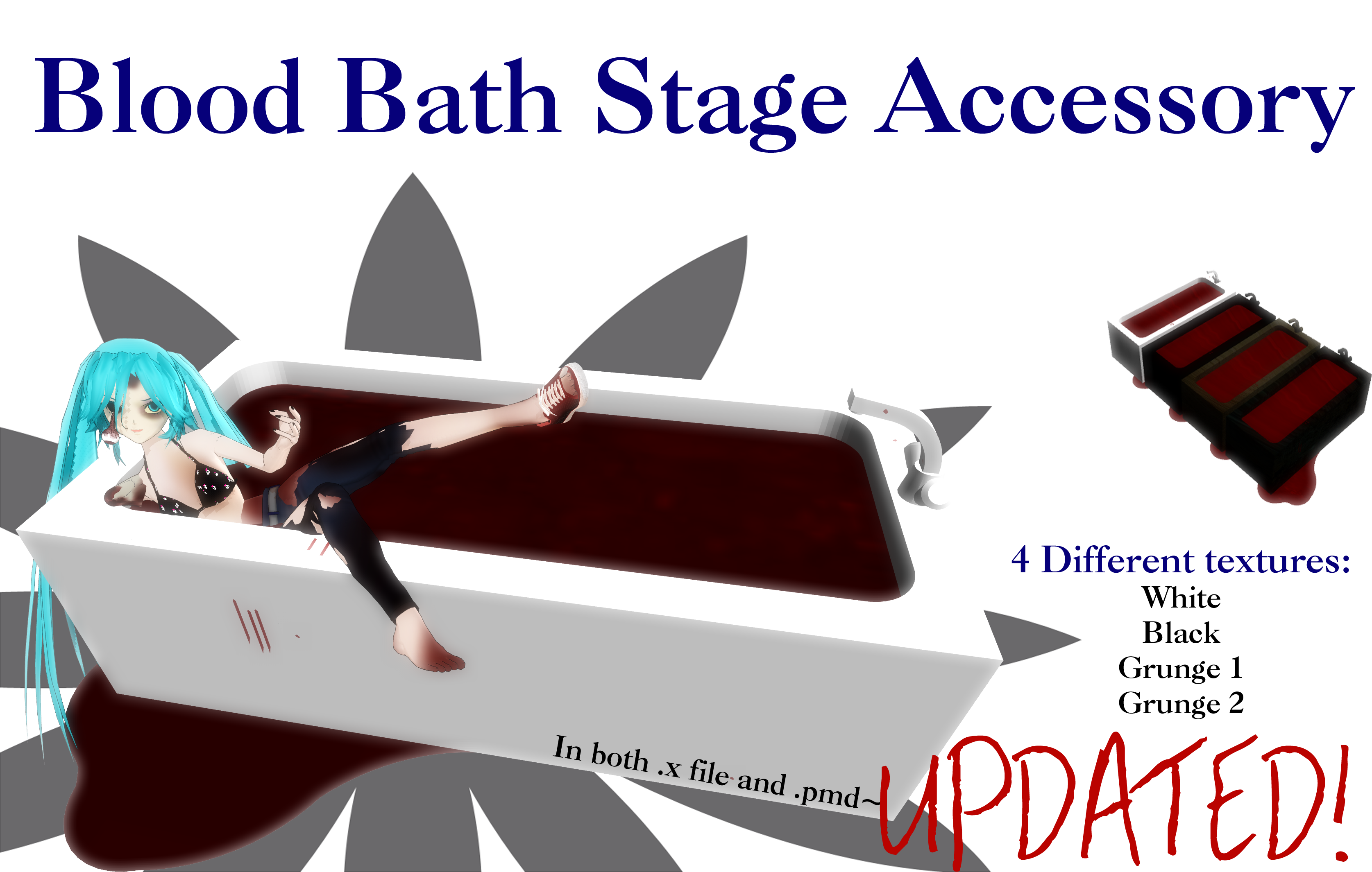 mmd how to create a accessory