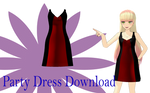 MMD Party Dress Download