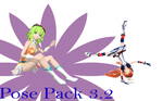 MMD Pose Pack 3.2