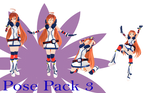 MMD Pose Pack 3