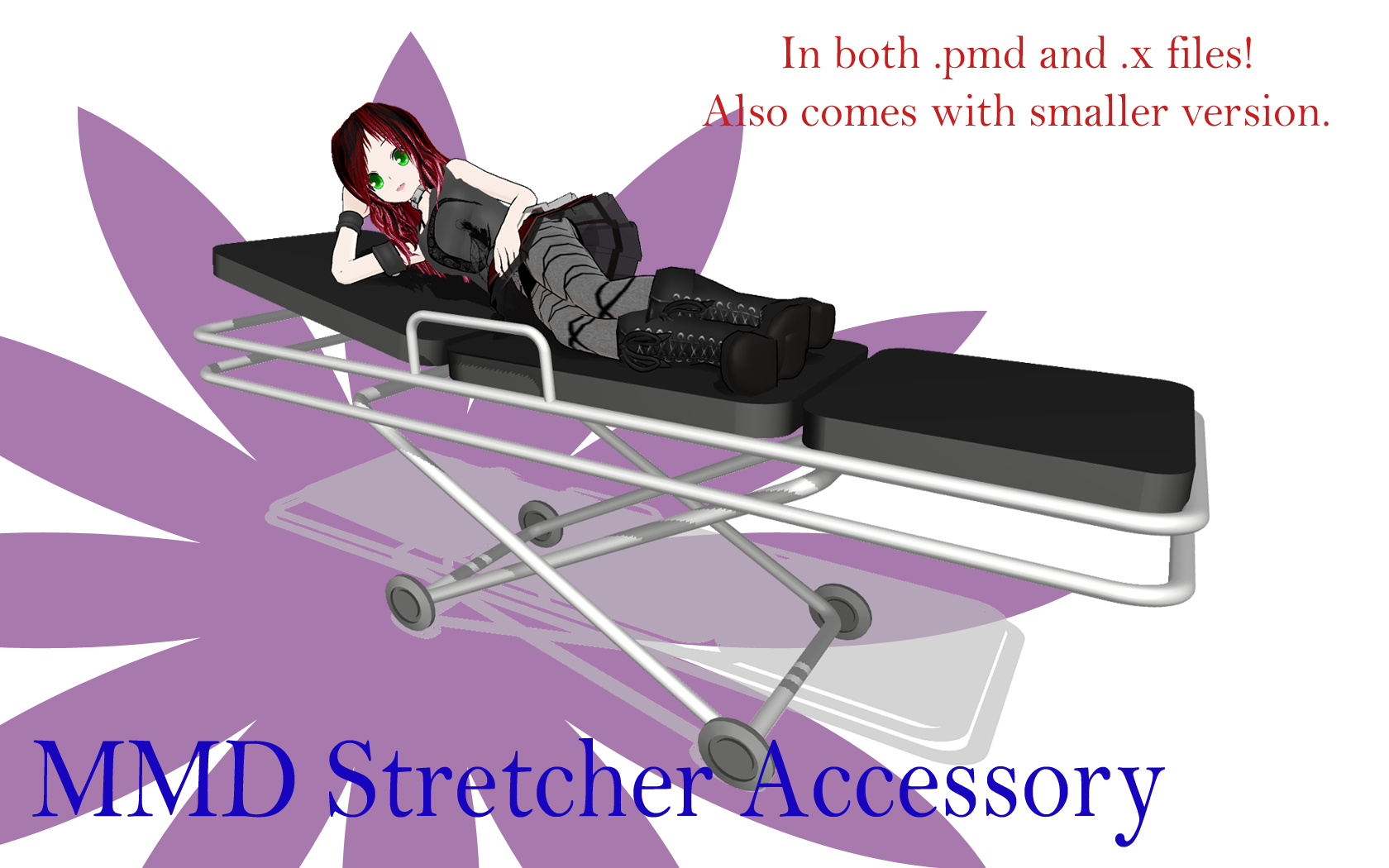 MMD Stretcher Accessory Download by MMD-Nay-PMD