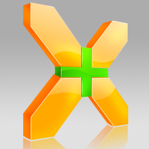 XFire Plus Logo v2.0 by XxXFaNtA