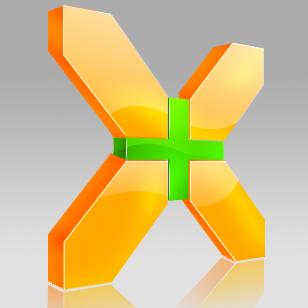 XFire Plus Logo v2.0 by XxXFaNtA