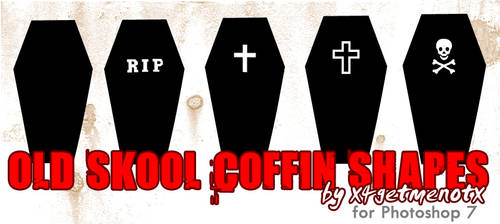 Old Skool Coffins for PS7 by x4getmenotx
