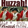 Huzzah by Blue-Hawk-Dreaming