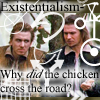 Existentialism by Blue-Hawk-Dreaming