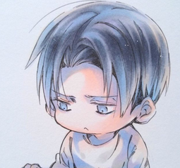 Baby Levi (Baby!Levi x Reader x Eren) Crack!Fic by royaldere on