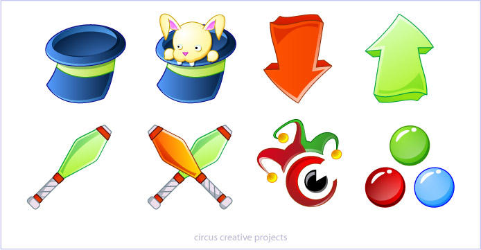 Icon Circus Creative by circuscreative