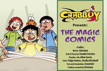 The Magic Comics by chicolam