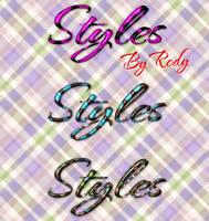 Colour Styles