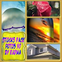Stocks Pack 50 Fotos By Radwa