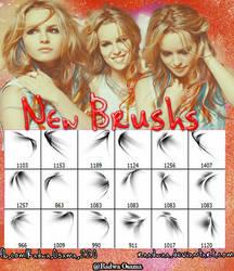 New Brushes By Radwa