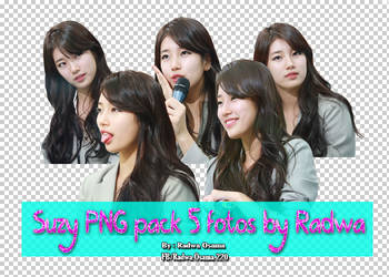 Suzy PNG pack by Radwa