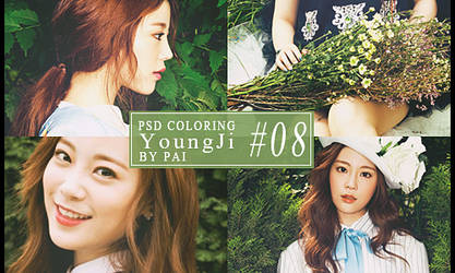 PSD Coloring #08 by Pai