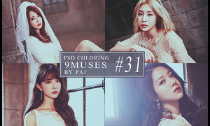 PSD Coloring #31 by Pai