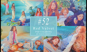PSD Coloring #52 by Pai