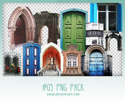 #03 Png Pack by Pai by Siguo