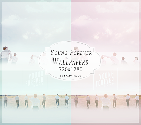 BTS Young Forever Wallpapers By Pai By Siguo On DeviantArt