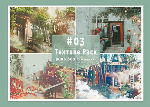#03 Texture Pack by Bai