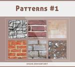 #01 Wall Patterns by Bai