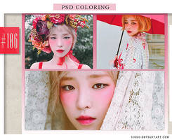 PSD Coloring #106 by Bai