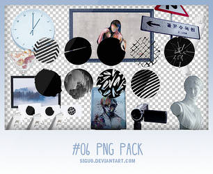 #06 Png Pack by Bai by Siguo