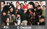 #34 G-Dragon RENDER PACK  by Bai