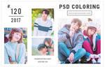 PSD Coloring #120 by Bai