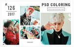 PSD Coloring #126 by Bai