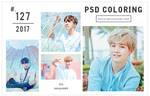 PSD Coloring #127 by Bai