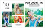 PSD Coloring #135 by Bai