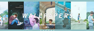 BTS [Love yourself] wallpapers by Bai by Siguo