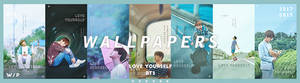 BTS [Love yourself] wallpapers by Bai