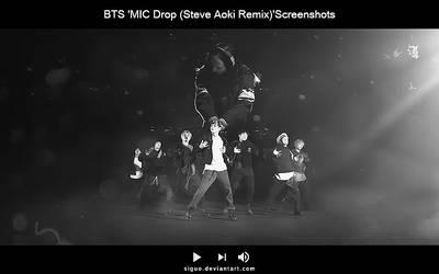 BTS-Mic Drop Screenshots by Bai by Siguo