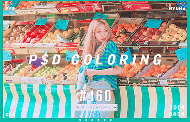 PSD Coloring #160 by Bai by Siguo