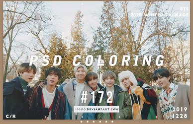 PSD Coloring #172 by Bai
