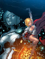 Powergirl Colors by PresidentNelson
