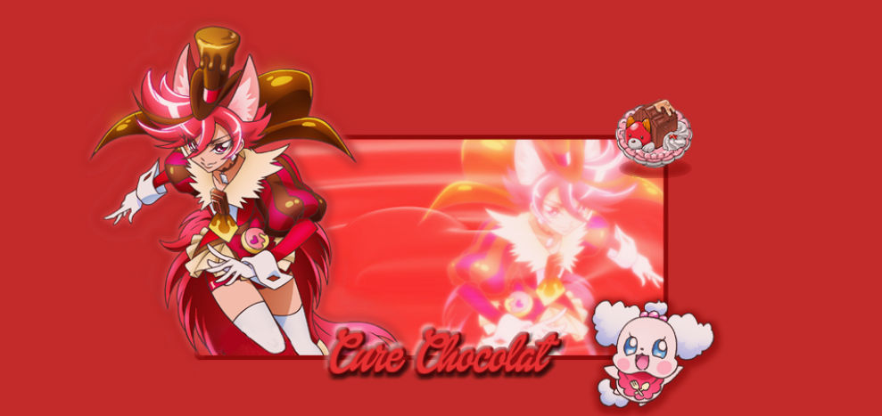 Cure Chocolat's Battle Stage