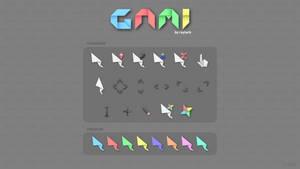 Gami - Cursors