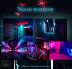 Neon textures by federico1016
