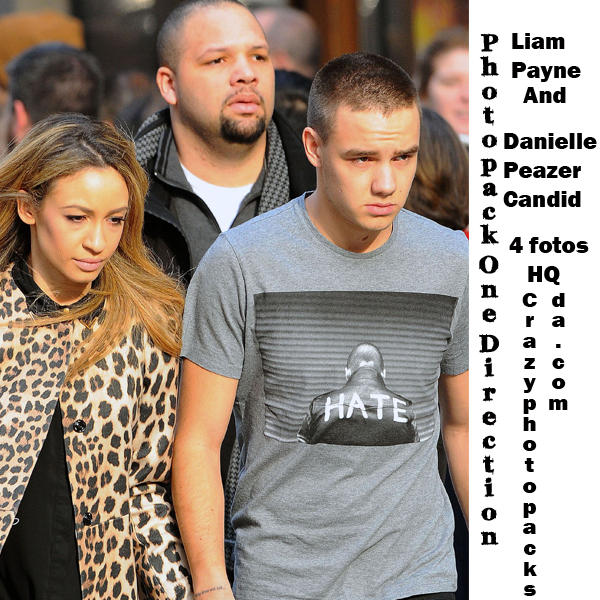 Liam Payne And Danielle Peazer by CrazyPhotopacks on ...