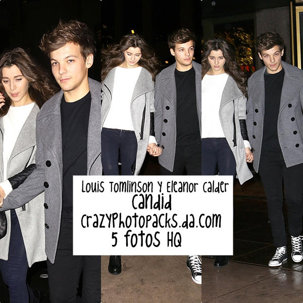 Louis Tomlinson And Eleanor Calder by CrazyPhotopacks on ...