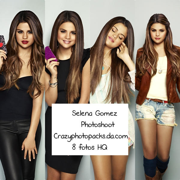 Selena Gomez Photoshoot by CrazyPhotopacks