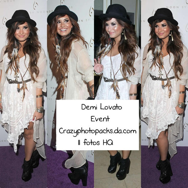 Demi Lovato Event by CrazyPhotopacks